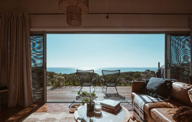 Vakantiehuis uitzicht